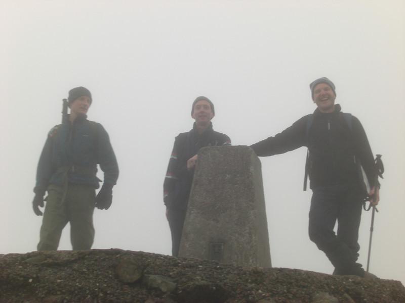 First three up: Rich, Geoff and Seth