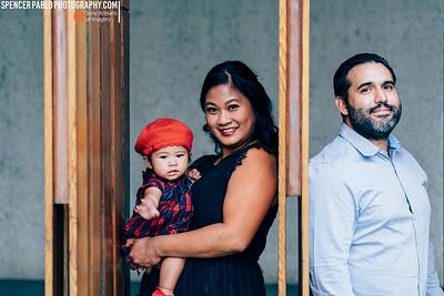 Family - Silva at Scripps Institute