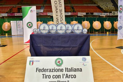Tricolori Indoor Para-Archery - Reggio Calabria 2021