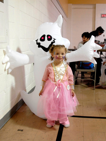 Skippack Lions Halloween party