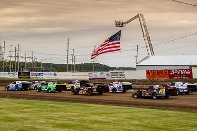 Upper Iowa Speedway USMTS