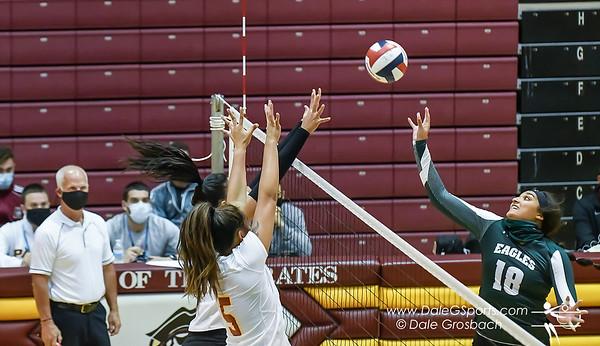 Park Univ. Women's Volleyball vs Central Methodist 2020