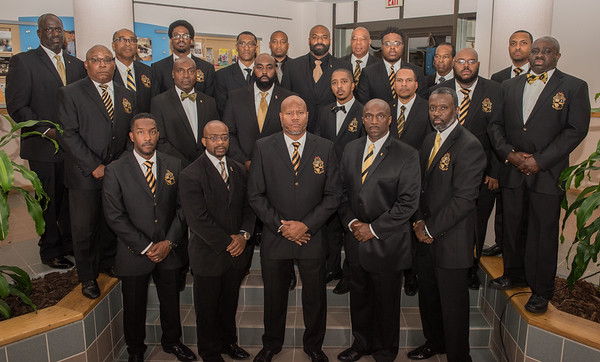 Alpha Phi Alpha 2018 Chapter Picture