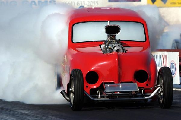 Photographic ART from the 2004 California Hot Rod Reunion by Ron Lewis
