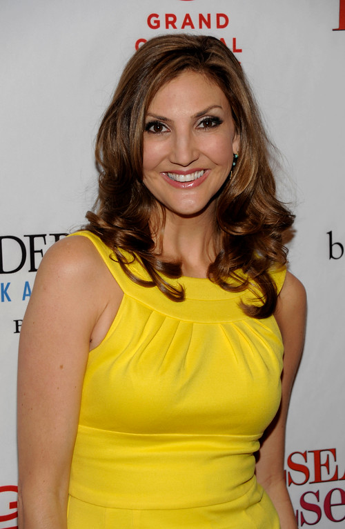 . Comedian Heather McDonald performs at Hilarities 4th Street Theatre in Cleveland from Sept. 28-30. For more information, visit www.pickwickandfrolic.com/2015/05/heather-mcdonald. (AP Photo/Dan Steinberg)