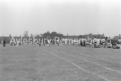 St Edward's Catholic Junior School sports, June 1983