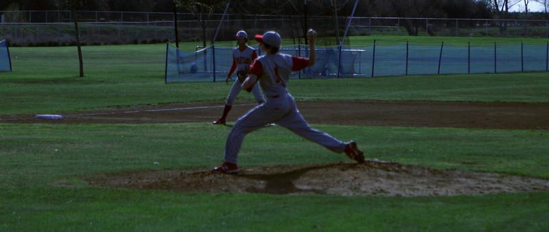 Sierra Pacific @ Strathmore Baseball 3-19-13