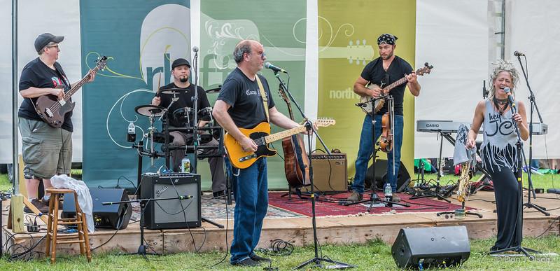 The Frye--2017 Rock Bend Folk Festival-St. Peter, MN.
