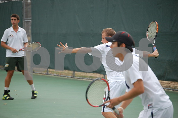 Men's tennis vs Concordia - March 8th