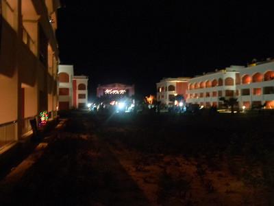 Paradise Waits, Hard Rock, Riviera Maya, Mexico, 23 January 2014, Final Night