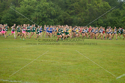 Women's X Country 2015