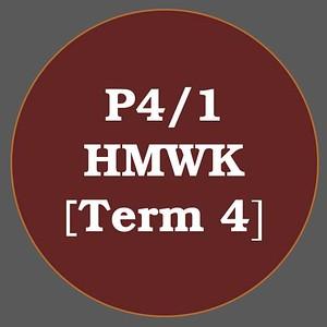 P4/1 HMWK T4