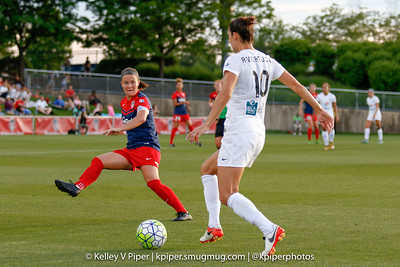 Washington Spirit v FC Kansas City (2 Jul 2016)