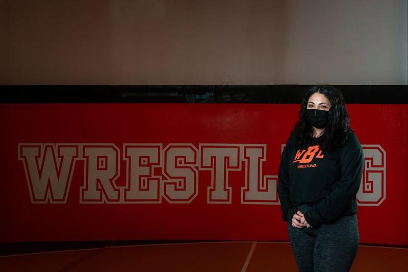 WBL Wrestling Senior/Captain Portraits 2021