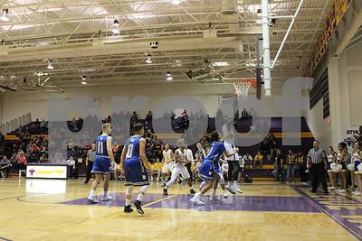 Boys basketball West vs. North Platte
