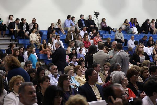 2012 Eighth Grade Pin Ceremony