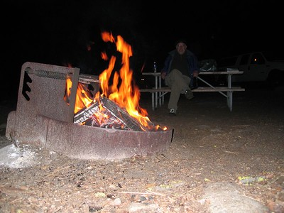 SEKI Lakes Trail - Oct 2005