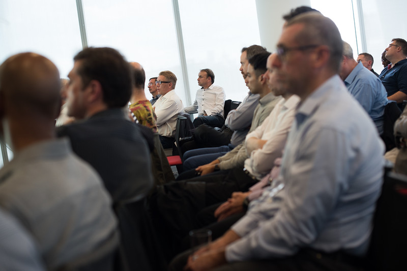 AV Users Group September Meeting @ London & Partners 2 More London, London Bridge. Photos By Sophie Ward Photography