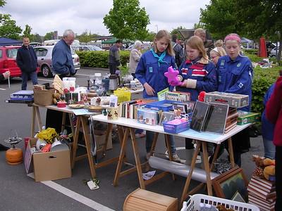 Bagagerumsmarked i Silkeborg