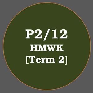 P2/12 HMWK T2