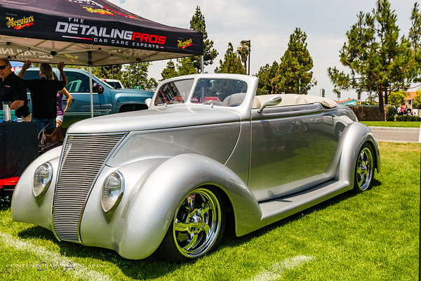 Fountain Valley Classic Car & Truck Show 2017