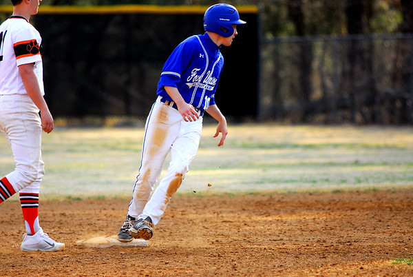 Prep Baseball vs. Hargrave Military Academy