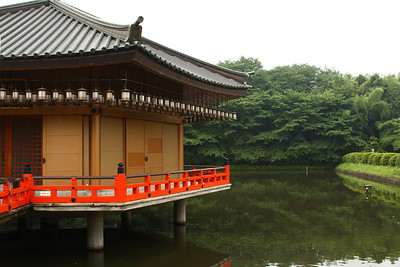 Japan: Abe Monju-In (Temple)