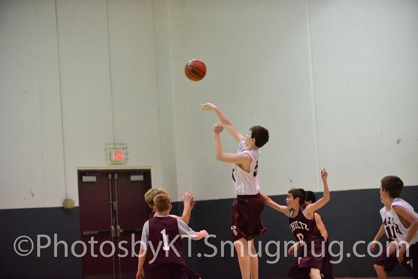 MJH7GB vs Shultz Basketball