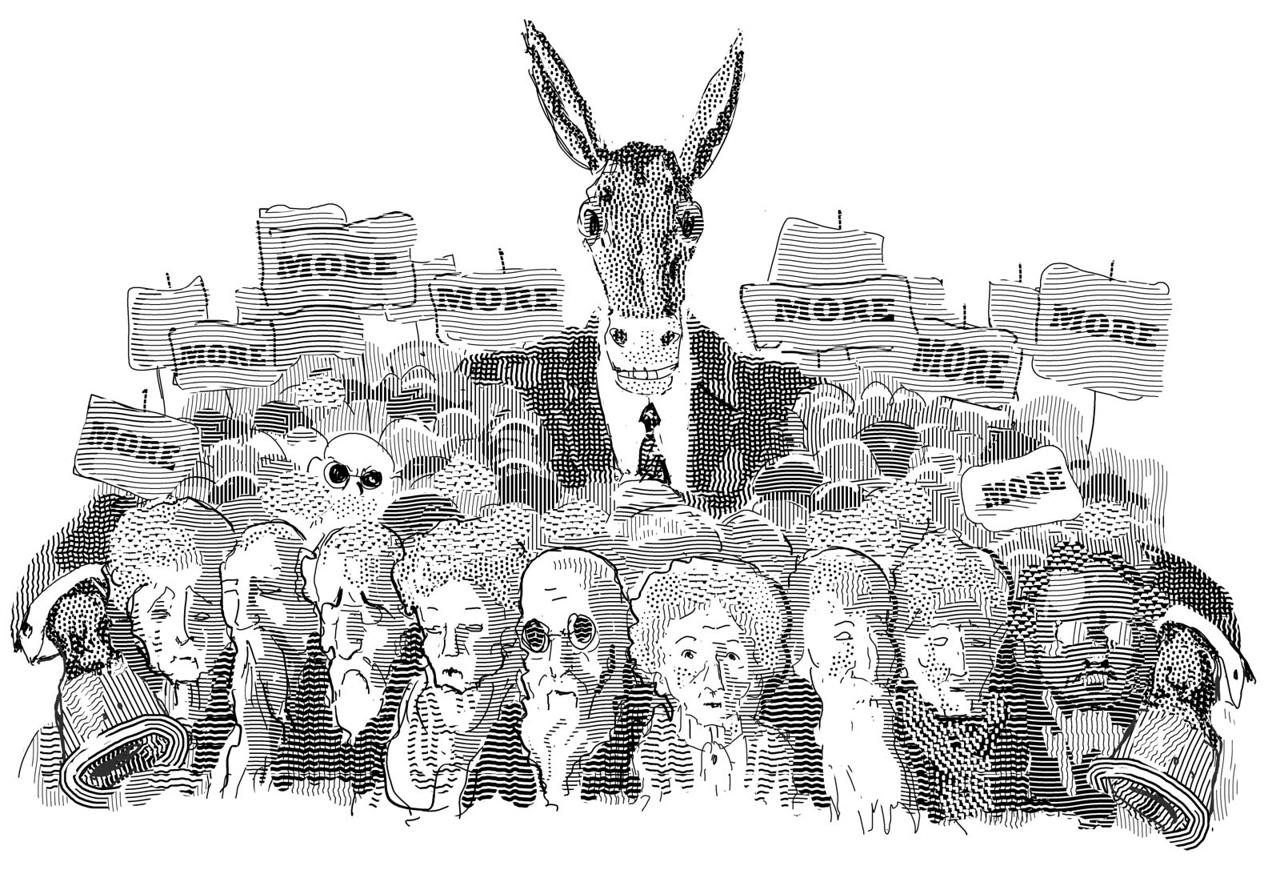 The Gerontocracy
