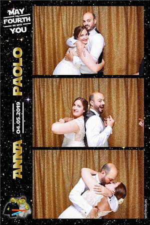Anna & Paolo (Fotomatón)