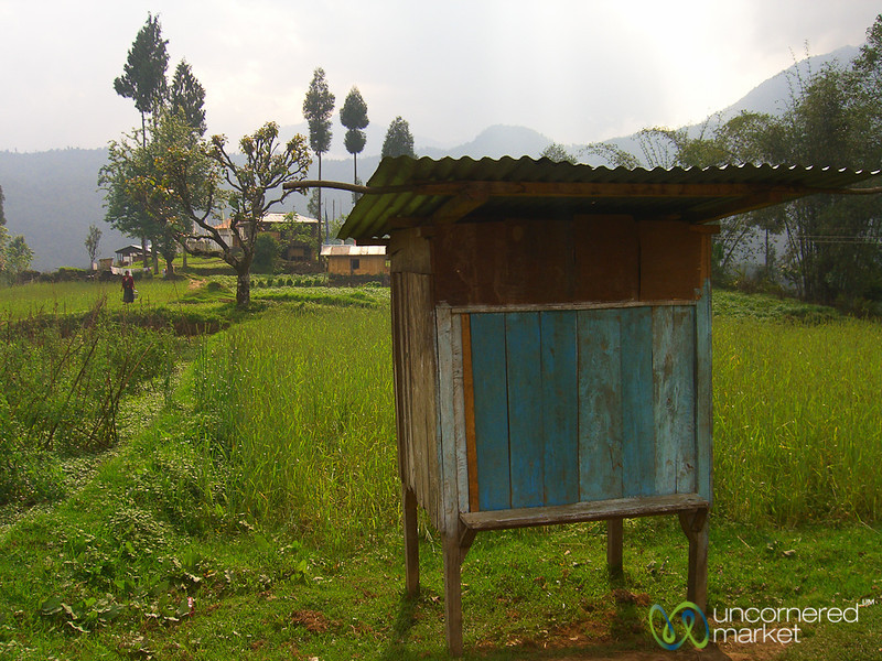 Village Store - Lake Khecheopalri, Sikkim