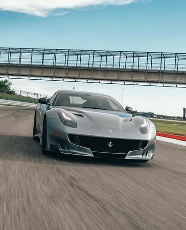 Ferrari at COTA