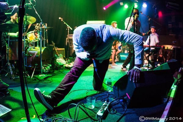 Myron and E @ The Independent 2/15/14