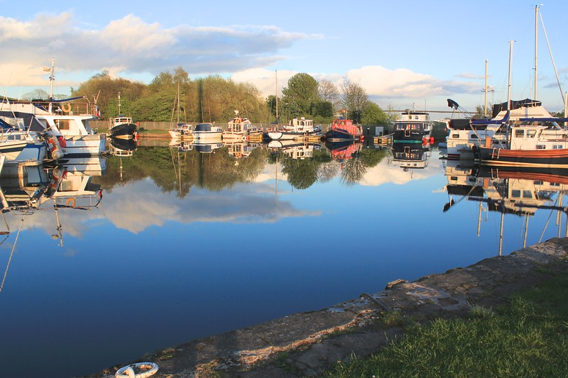 Forth & Clyde Canal – Bowling