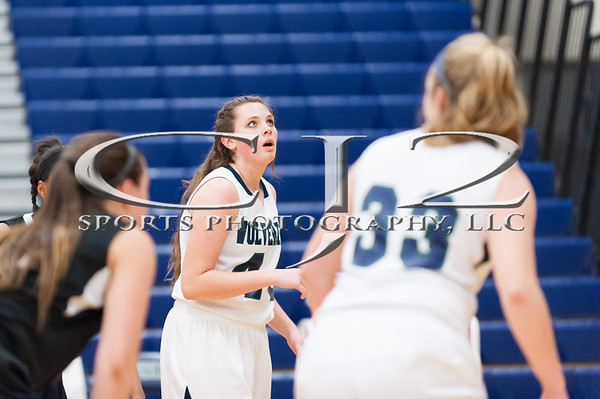 1-30-2015 Dominion at Woodgrove Girls Basketball (JV)
