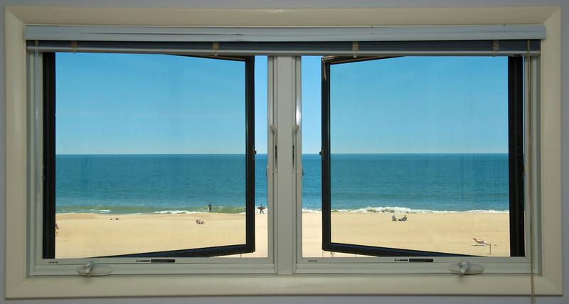 INCREDIBLE ocean view from third floor master bedroom !!!