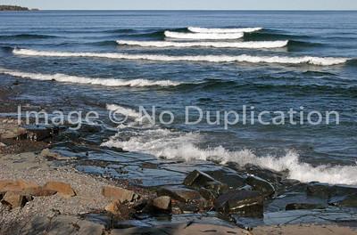 STONEY POINT ROAD BEACH, ARTIFACTS & VIEWS