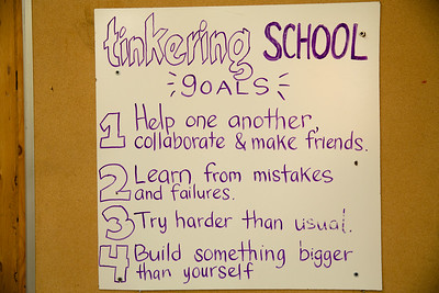 Tinkering School