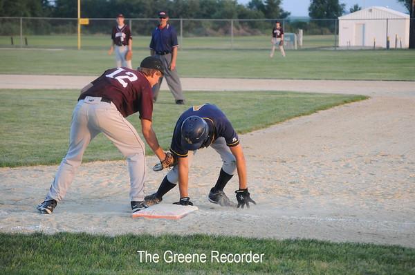 Baseball District vs Clarksville