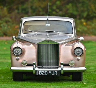 1956 Rolls Royce Silver Cloud 1 Hooper