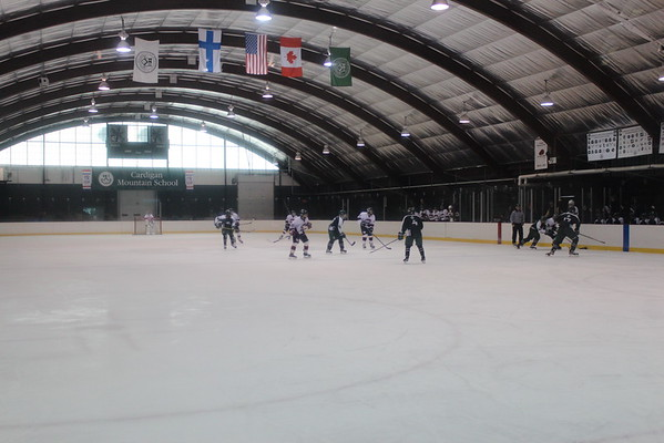 Varsity Hockey January 10, 2015