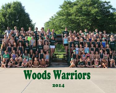 Woods Warriors 2014 - Team Photos