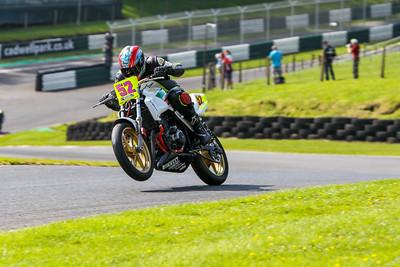 Honda CB500s (ALL) TSGB Cadwell May 2018