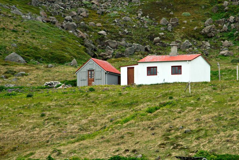 Aðalvík - Látrar. Sólvellir. 2012.