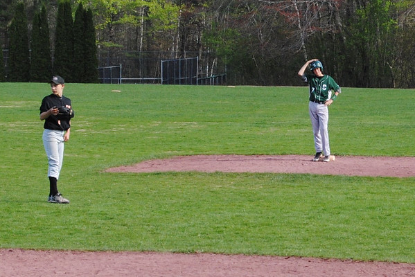 Varsity Baseball vs. Newport