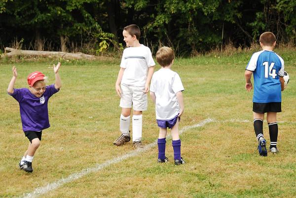 Soccer League 9-22-07