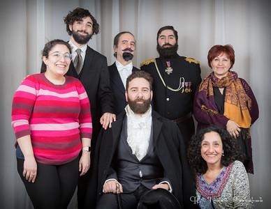 Photoshoot Միւս Թումանեանը - Դեմքեր