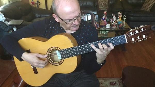 2017_03-07 Paco Guitar Videos