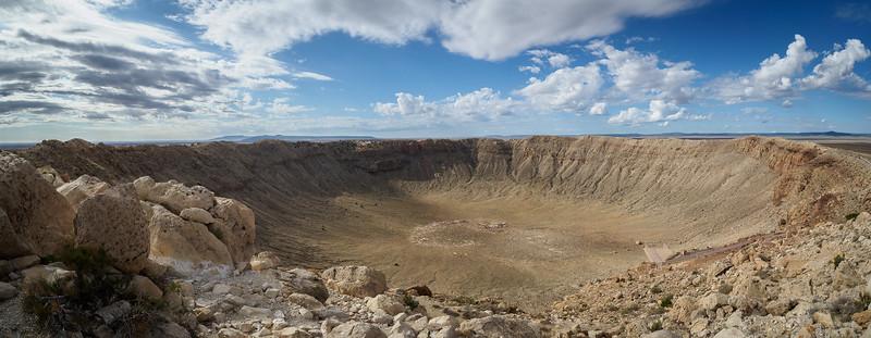 Meteor Crater National Landmark
