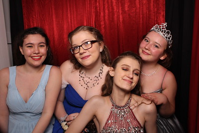 2019 Colchester Prom Photobooth